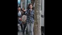逛街吃火锅甚至拍戏,刘亦菲是娱乐圈最爱素颜的女星!
