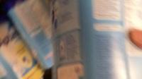 英国牛宝宝-河南任F帆麻麻的爱3段奶粉前6罐,asda超市采购实拍1