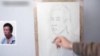 素描图片素描基础入门教程43人体素描