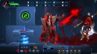 Hyper Universe Online Alpha Test Characters Training Room (1)