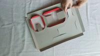 2017中秋月饼盒包装批发 折叠 方法