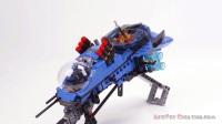 70614 积木砖家乐高Lego Ninjago Movie_ Jay's LIGHTNING JET Animation & Speed Build