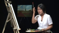 零基础学素描视频漫画素描入门视频,素描入门教程视频下载,油画教程艺术风景画05速写