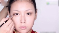 韩式新娘妆中式新娘妆,如何化妆