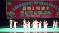 2017年龙腾跆拳道馆暑期汇报演出暨全年班报名活动