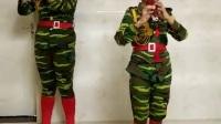 六安笛子葫芦丝 草原巡逻兵 关然然和关立陈演奏 (指导老师QQ1459472033)
