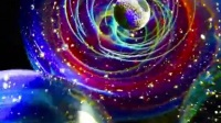 星空玻璃球,里面好像真的藏了整个宇宙