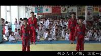 少侠跆拳道第四届晋级考试
