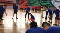 桂林农行网点党支部班子成员户外拓展训练第二批