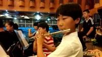石外中学生交响乐团拉德斯基进行曲