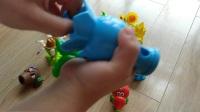 【蛋蛋玩具乐园】超酷的植物大战僵尸1-4玩具总动员介绍