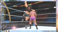 WWE2K15自导剧情(1284)新女子冠军