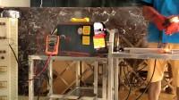桥牌250系列焊机低电压测试