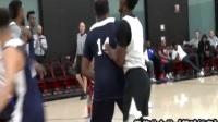 2017届全美第一控卫trevon duval在耐克篮球峰会和麦当劳全明星精彩集锦(2)篮球教学视频