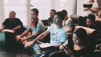 翰申集团,长沙翰申信息科技有限公司总部培训进行中