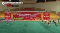 第六届全国全民健身操舞大赛北京赛区暨第九届北京市体育大会健美操比赛-小学甲组全国全民健身操舞规定动作轻器械健身操3级-房山城关第二小学2队、房山城关小学