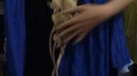 已清888期中高端品牌荣澜赵雅芝代言贵妇装秋冬款中长袖刺绣钉珠打底外穿大版衫连衣裙特价400元7件专柜一件的价格不到微信15165126829