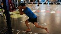健身-臀部外侧及膝盖内侧肌肉练习