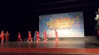 华山社区26小区春之韵舞蹈队