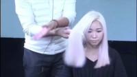 色彩大师阿猛老师白色短视频