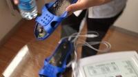 昂奇电脑中频治疗仪足疗鞋使用方法