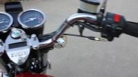 原装二手铃木GN125cc摩托车整车复古太子车跨式骑式车男装四冲程