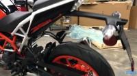 【摩极网】2017款KTM 390 Duke & RC 390 拆箱