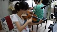 Louis Liao-名偵探柯南主題曲-如果有你在-小提琴與鋼琴
