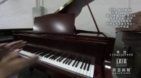 德国国宝BLUTHNER原装进口博兰斯勒顶级二手三角钢琴1980年产MOD.11