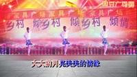 新概念广场舞;荣耀家具广场舞展演;单人水兵舞【红红线】