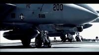 """逝去的光芒:美军F-14 """"雄猫""""战斗机飞行秀"""