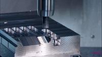 协鸿立式加工中心机 HCMC-1100 切削展演