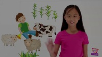 The Farmer in the Dell and More   Nursery Rhymes from Mother Goose Club!