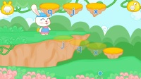 培优教学之宝宝启蒙学《汉语拼音7》《声母2》《兔宝宝穿越丛林》《兔宝宝捞贝壳》