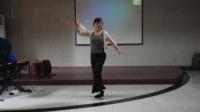 女子古典舞,(二分明月)