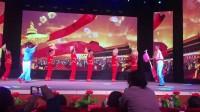 河北街道,京华社区舞蹈团,演出舞蹈,新龙船调