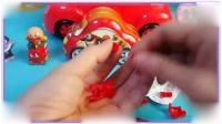 海尔兄弟与小猪佩奇一起学习驾驶汽车,咸蛋超人 铠甲勇士刑天