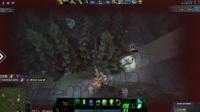 丛林肉搏战 dota2 第(154)集 毒龙