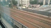 K1635(青岛-郑州)入郑州站