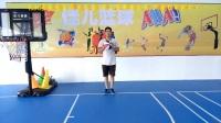 XHJE大班第一周篮球动作示范