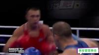 2017年世界拳击锦标赛+91公斤决赛 : 哈萨克斯坦 VS  阿塞拜疆   西安雷霆拳击