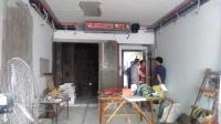 别墅装修木工培训_客厅餐厅制作新中式风格造型天花教学视频
