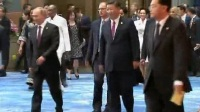 习近平主席夫妇举行仪式欢迎出席金砖国家领导人厦门会晤的外方领导人及夫人 国家主席习近平在欢迎宴上致辞 修订版 2017-9-4