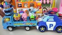 【玩具宝盒】面包超人快餐店 过家家玩具 小猪佩奇 汪汪队立大功 海底小纵队 航海王 玩具视频