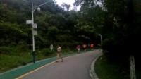 娄底市珠山公园早上跑步的人 VID_20170906_060118