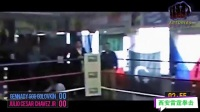 最新拳击比赛:米奇 加西亚 与 布罗纳_ 西安雷霆拳击