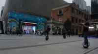 鑫魔轮平衡车俱乐部2017年在武汉汉秀剧场演出之二