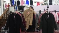 衣嘟服装尾货批发毛呢大衣外套特价秒杀走份30件 1200元