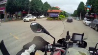 印度大叔骑行中国系列,老挝琅南塔到云南景洪,不断更新