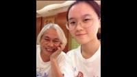 61岁的李坤城和20岁女友秀恩爱,竟然还一起洗澡,感觉三观尽毁
